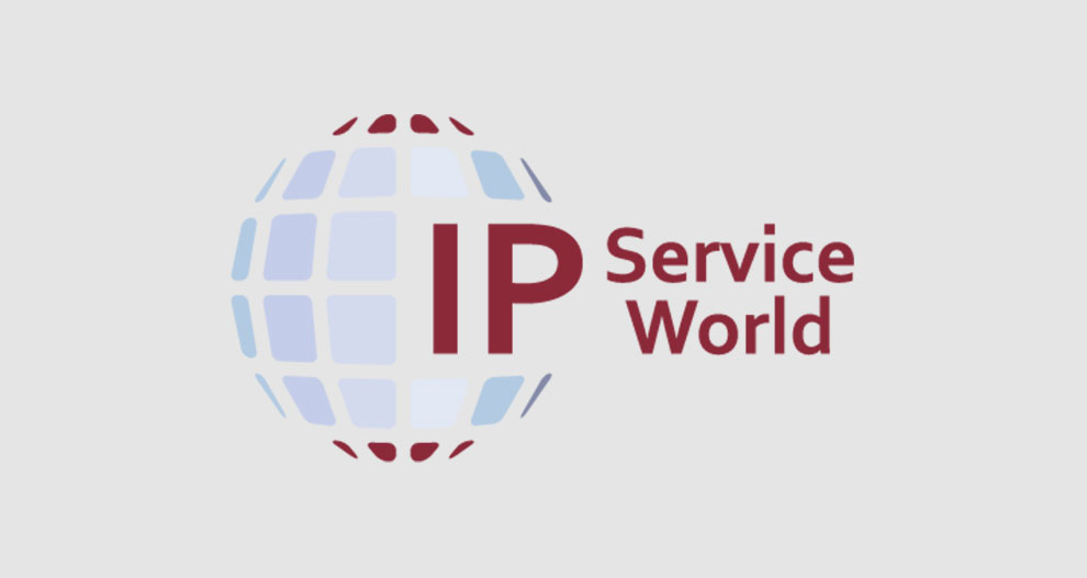 Logo der IP Service World